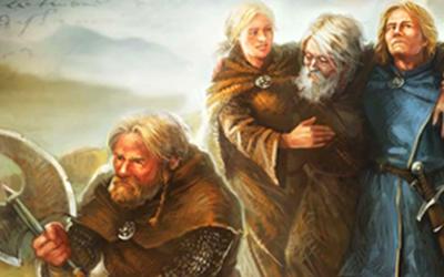 Bonus-Legende: Die Eskorte des Königs