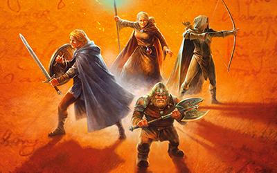 Die Legenden von Andor – Das Grundspiel