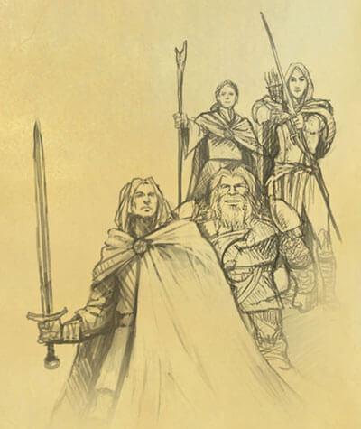 Die Helden von Andor
