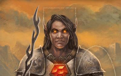 Blanko-Held: Feuerkrieger
