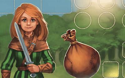 Bonus-Held: Fennah, die Fährtenleserin